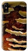 Birch Bracket Fungus IPhone Case