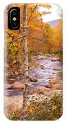 Birches On The Kancamagus Highway IPhone Case