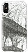 Bird, 2011 IPhone Case