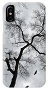 Bird And Tree IPhone Case