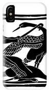 Bird Hunters IPhone Case