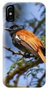 Bird In High Ground IPhone Case