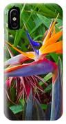 Bird Of Paradise Kalon IPhone Case