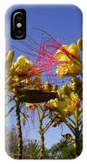 Bird Of Paradise Shrub IPhone Case
