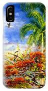Bird Protected By Her Mother IPhone Case
