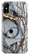 Birdhouse Brambles IPhone Case