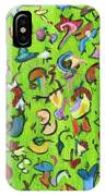 Birds And Bugs IPhone Case