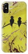 Birds Eye View IPhone Case