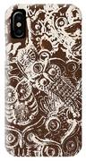 Birds From The Old World IPhone X Case