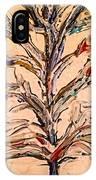 Birds In A Tree IPhone Case