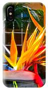 Birds In Paradise IPhone Case