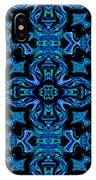 Birds Of Paradise Abstract IPhone Case