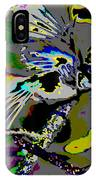 Birds That Fly In Electric Skies IPhone Case