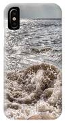 Birling Gap Waves IPhone Case