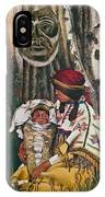 Birth Spirit IPhone Case