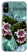 Birthday Card IPhone Case