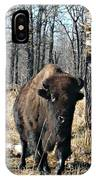 Bison IPhone Case
