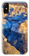 Bisti Badlands 10 IPhone Case