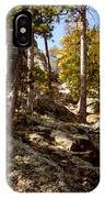 Blach Hills Terrain IPhone Case