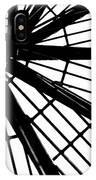 Black And White 4 IPhone X Case