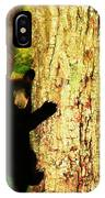 Black Bear Cubs IPhone Case