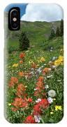 Black Bear Pass Landscape IPhone Case by Cascade Colors