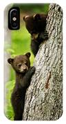 Black Bear Pictures 84 IPhone Case