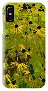 Black Eyed Susan Work Number 21 IPhone Case