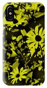 Black Eyed Susan's IPhone Case