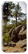 Black Hills II IPhone Case