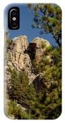 Black Hills Rock Feature IPhone Case