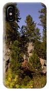 Black Hills View IPhone Case