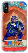 Black Jambhala  4 IPhone Case