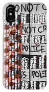 Black Lives Matter IPhone Case