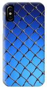 Black Net IPhone Case