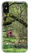 Black Oak And Creek IPhone Case