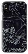 Black Zen 4 IPhone Case