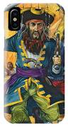 Blackbeard IPhone Case