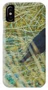 Blackbird In The Undergrowth IPhone Case
