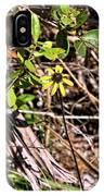 Blackeyed Susan 1 IPhone Case