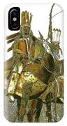 Blackfeet Wariors IPhone Case