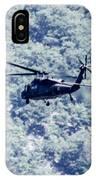 Blackhawk Uh - 60 IPhone Case