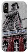 Blackpool Tower IPhone Case