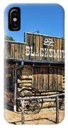 Blacksmith IPhone Case