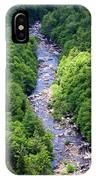 Blackwater Canyon #3 IPhone Case