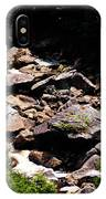 Blackwater Canyon #4 IPhone Case