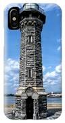 Blackwell Island Lighthouse IPhone Case