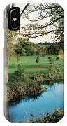 Blarney Castle Grounds IPhone Case
