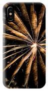 Blaze Of Glory IPhone Case