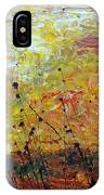 Blazing Prairie IPhone Case
